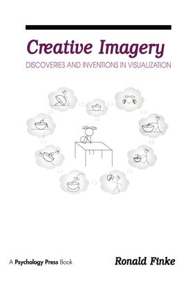 Creative Imagery: Discoveries and inventions in Visualization, 1st Edition (Paperback) book cover