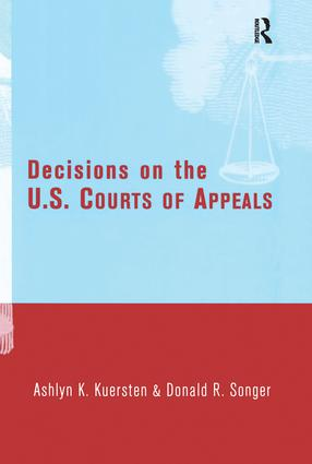 The Characteristics of Cases Decided by the Courts of Appeals