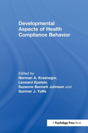 Compliance Research in Pediatric and Adolescent Populations: Two Decades of Research: Jacqueline Dunbar-Jacob, E. Jean Dunning and Kathleen Dwyer