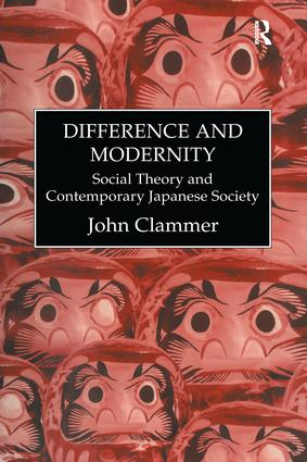 Difference & Modernity: 1st Edition (Paperback) book cover