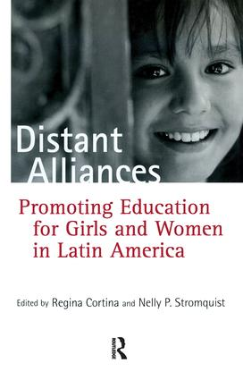 Distant Alliances: Gender and Education in Latin America book cover