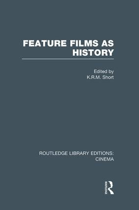 Feature Films as History book cover