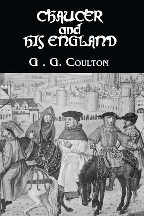 Chaucer And His England: 1st Edition (Paperback) book cover