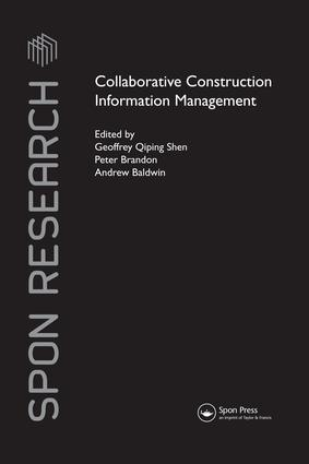 Collaborative Construction Information Management book cover