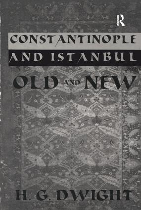 Constantinople book cover