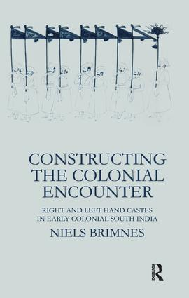 Constructing the Colonial Encounter
