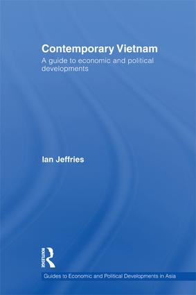 Contemporary Vietnam: A Guide to Economic and Political Developments book cover