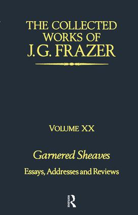 Garnered Sheaves: 1st Edition (Paperback) book cover