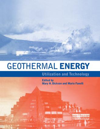 Geothermal Energy: Utilization and Technology, 1st Edition (Paperback) book cover