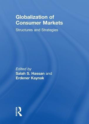 Globalization of Consumer Markets: Structures and Strategies, 1st Edition (Paperback) book cover