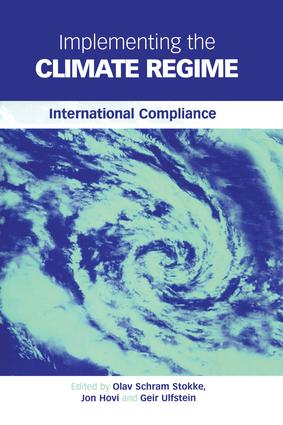 Implementing the Climate Regime (Paperback) book cover