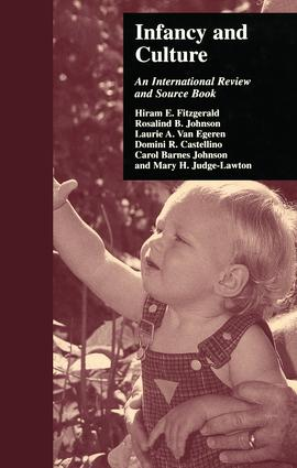 Infancy and Culture: An International Review and Source Book, 1st Edition (Paperback) book cover