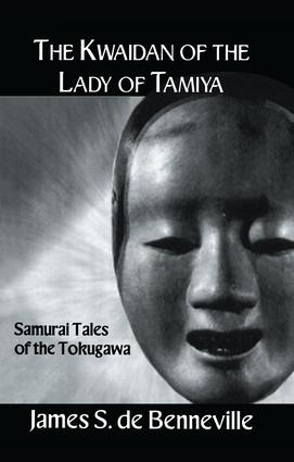 Kwaidan Of The Lady: 1st Edition (Paperback) book cover