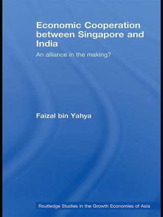 Economic Cooperation between Singapore and India: An Alliance in the Making? book cover