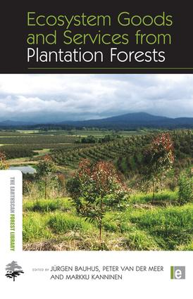 Ecosystem Goods and Services from Plantation Forests book cover