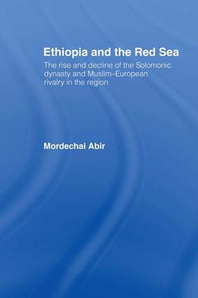 Ethiopia and the Red Sea