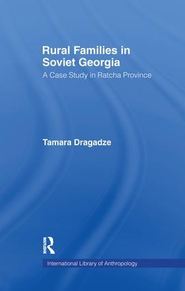 Rural Families in Soviet Georgia
