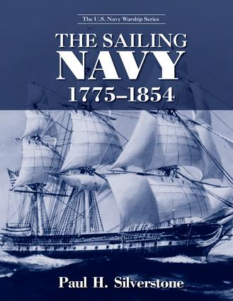 The Sailing Navy, 1775-1854: 1st Edition (Paperback) book cover