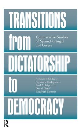 Transitions From Dictatorship To Democracy