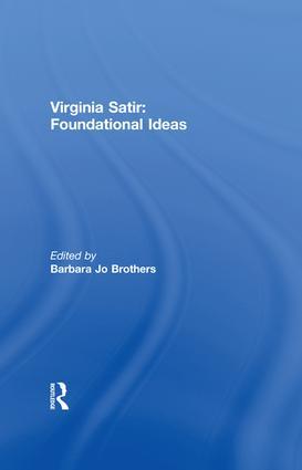 Virginia Satir: Foundational Ideas, 1st Edition (Paperback) book cover