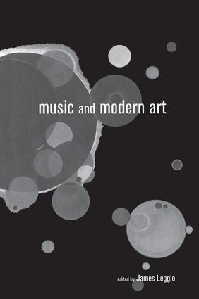 Music and Modern Art (Paperback) book cover