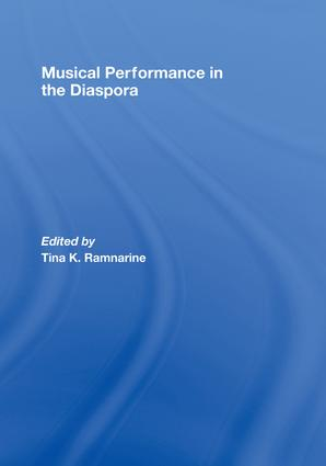 Musical Performance in the Diaspora book cover