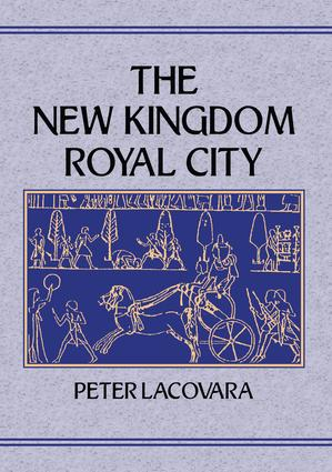 New Kingdom Royal City: 1st Edition (Paperback) book cover