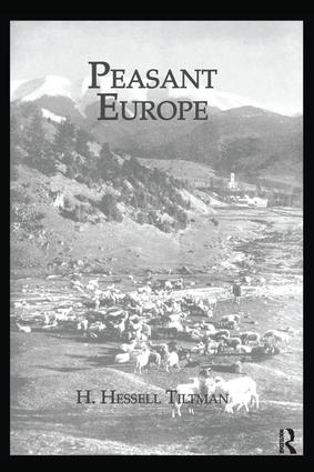 Peasant Europe: 1st Edition (Paperback) book cover
