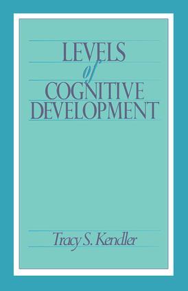 Levels of Cognitive Development