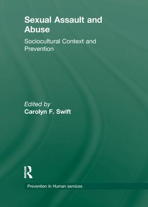 Sexual Assault and Abuse: Sociocultural Context of Prevention (e-Book) book cover