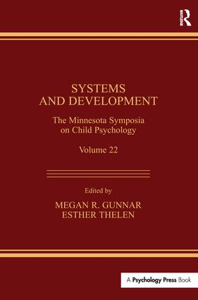 Systems and Development: The Minnesota Symposia on Child Psychology, Volume 22 book cover