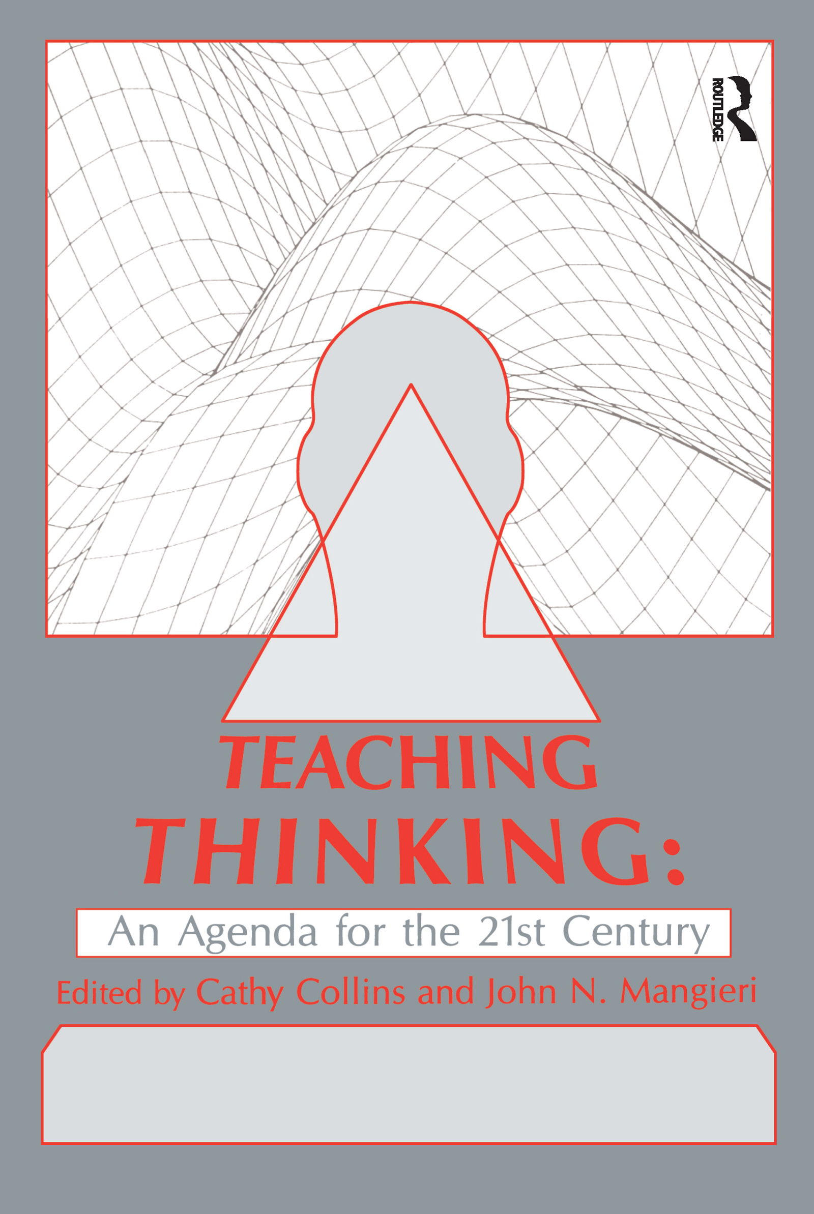 Teaching Thinking: An Agenda for the Twenty-first Century, 1st Edition (Paperback) book cover