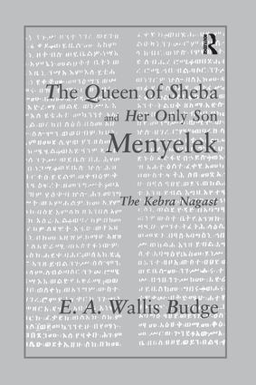 Queen Of Sheba: 1st Edition (Paperback) book cover