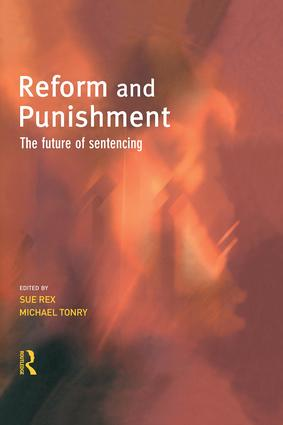Reform and Punishment: 1st Edition (Paperback) book cover