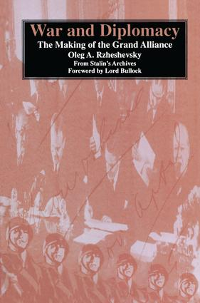 War and Diplomacy: 1st Edition (Paperback) book cover