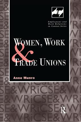 Women, Work and Trade Unions book cover