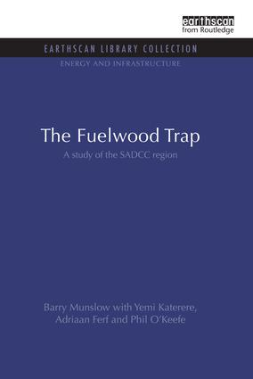The Fuelwood Trap: A study of the SADCC region book cover