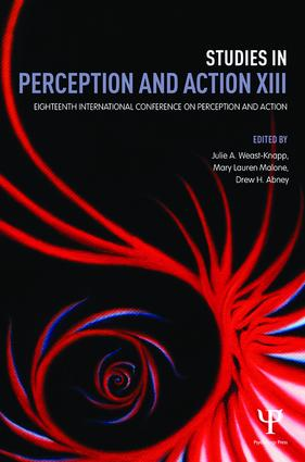 Studies in Perception and Action XIII
