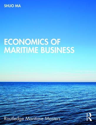 Economics of Maritime Business: 1st Edition (Paperback) book cover