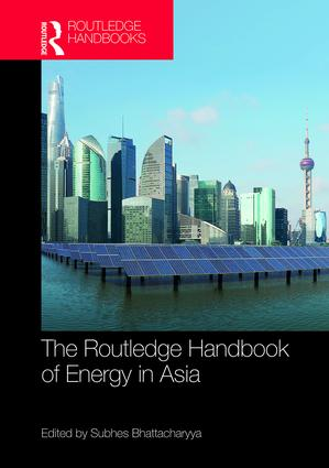 Routledge Handbook of Energy in Asia: 1st Edition (Hardback) book cover