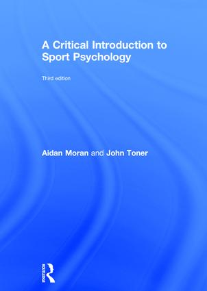 A Critical Introduction to Sport Psychology: A Critical Introduction book cover