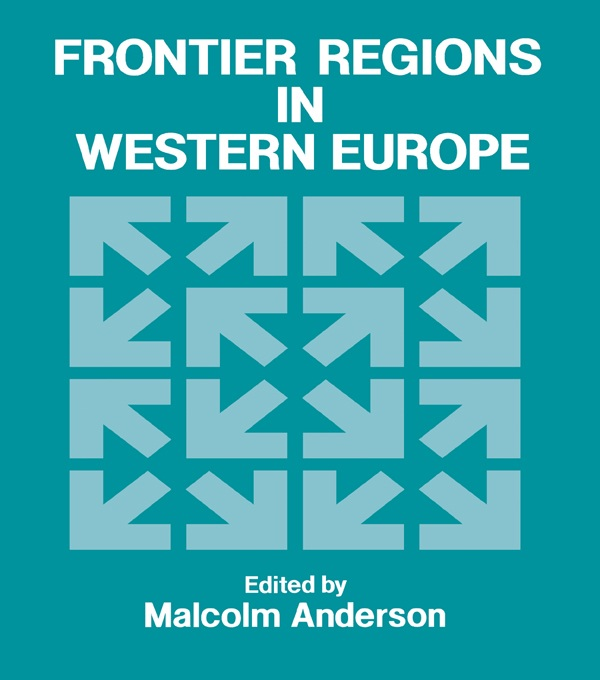 Frontier Regions in Western Europe