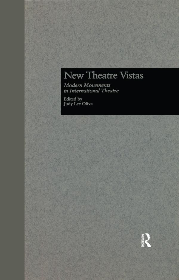 New Theatre Vistas