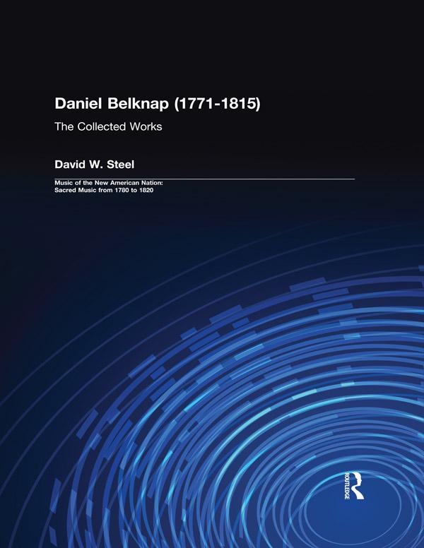 Daniel Belknap (1771-1815)
