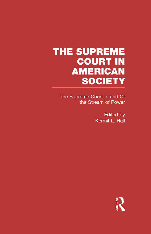 The Supreme Court In and Out of the Stream of History