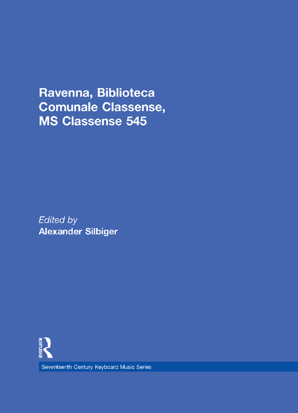 Ravenna, Biblioteca Comunale Classense, MS Classense 545