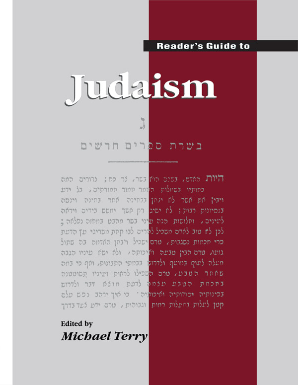 Reader's Guide to Judaism