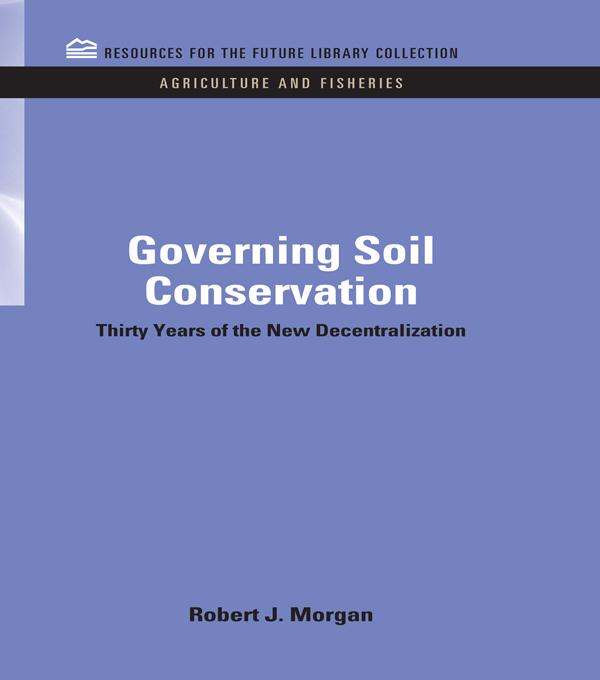 Governing Soil Conservation