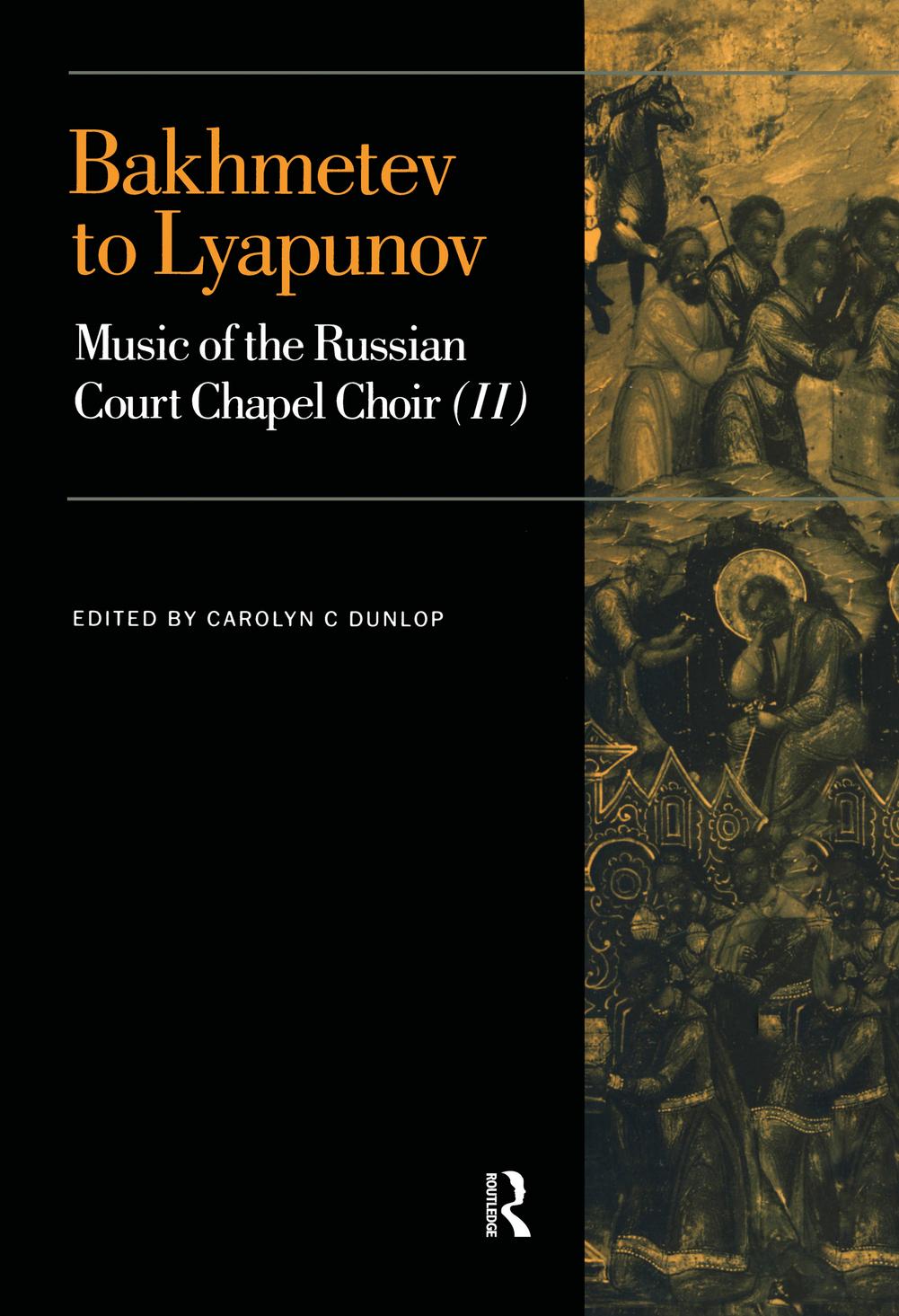 Bakhmetev to Lyapunov