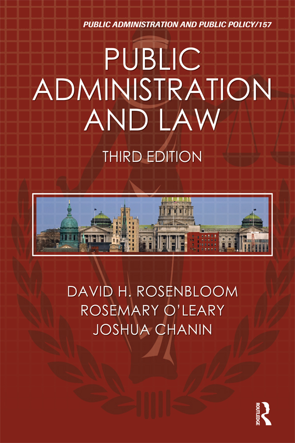 Environmental Law: Changing Public Administration Practices